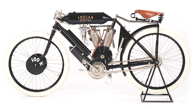 Motoren Van Vroeger